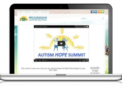 Autism Hope Summit