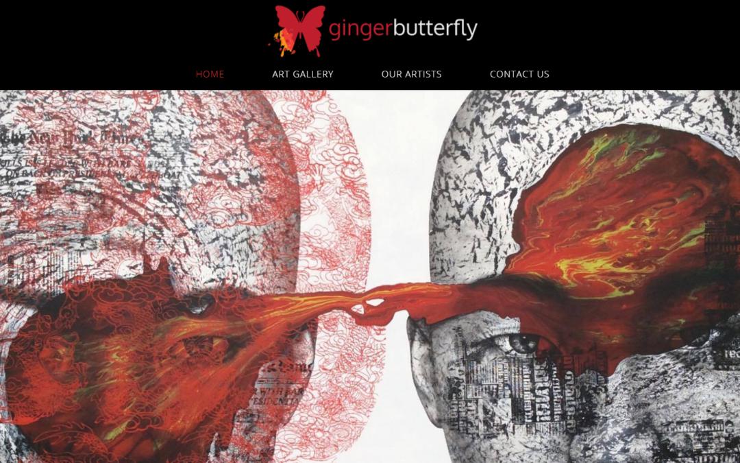 Gingerbutterfly